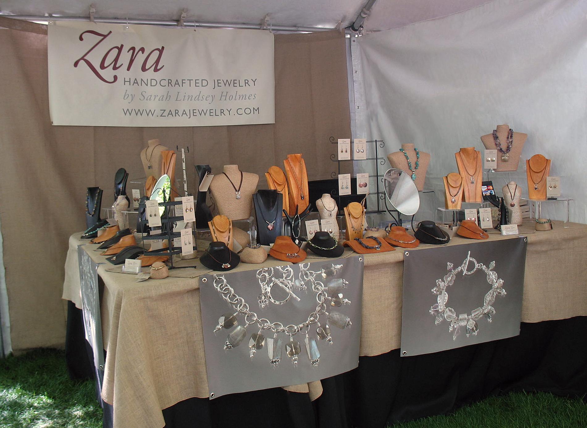 Takoma Park Folk Festival Craft Show